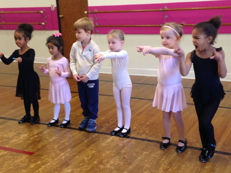 Preschool Combo Classes With Ballet Tap And Acrobatics For