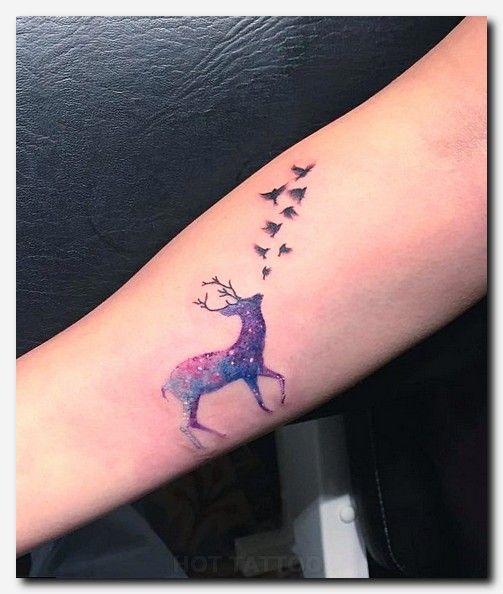 45 Inspiring Deer Tattoo Designs With Images Deer Tattoo Designs Sleeve Tattoos Tattoos For Guys