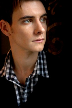 "Harry Lloyd - who first drew my attention in ""The Devil's Whore"" where he played Sexy Stuart Prince Rupert."