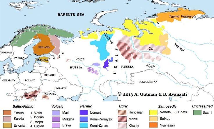 fino-ugric languages - Căutare Google