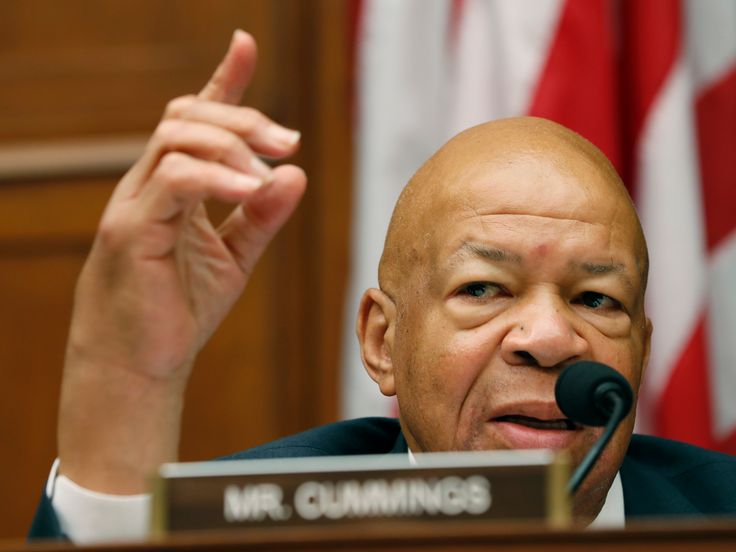 """Top Democrat requests Secret Service documents related to Donald Trump Jr.'s meeting with Russians - The top Democrat and ranking member on the House Committee on Oversight and Government Reform sent a letter to US Secret Service director Randolph D. Alles on Monday requesting any documents related to vetting who came and went fromTrump Tower on June 9, 2016.  Cummings wrote that the letter was prompted by """"recent conflicting reports"""" on the Secret Service's role in vetting Russian lawyer…"""
