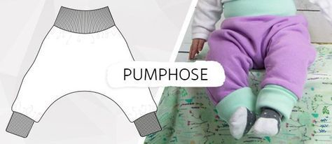 Von Pumphose, Dreieckstuch, Baby Jäckchen, Raglanshirt und viele mehr | Für Anfänger geeignete kostenlose Anleitungen zum Nähen ♥