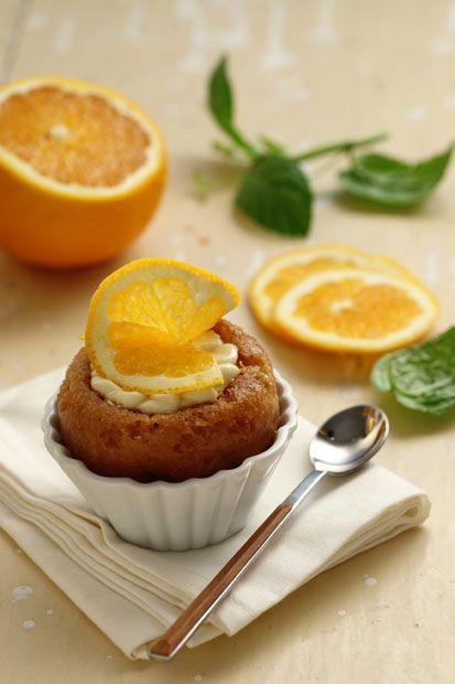 #Bavarese #arancia  #ricetta gusta la nostra #ricetta. #dessert #sweet #recipe #Orange