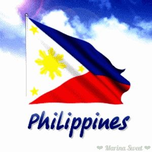 Flag of Philippines gif
