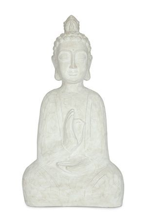 Large Resin Buddha
