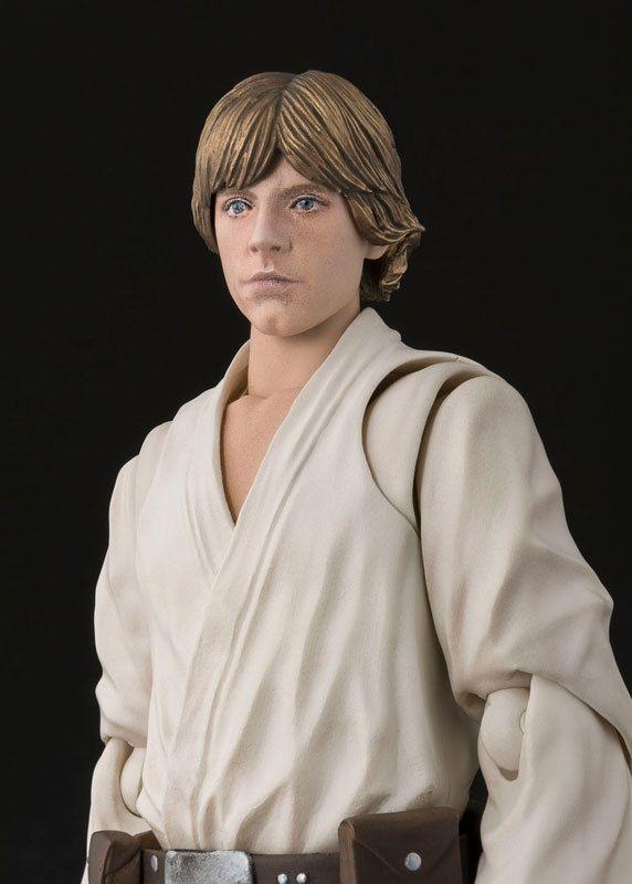 Star Wars: S.H.Figuarts - Luke Skywalker Figure image