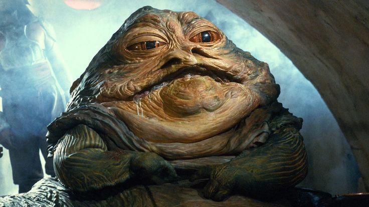 Jabba The Hutt Wedding Cake