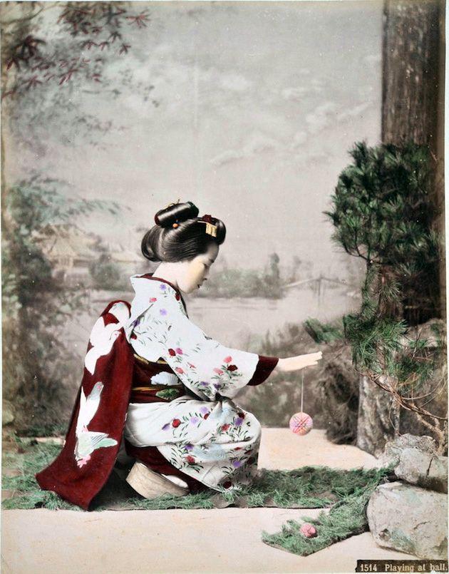 Geishe e Samurai. Come nasce la mostra fotografica di Palazzo Ducale