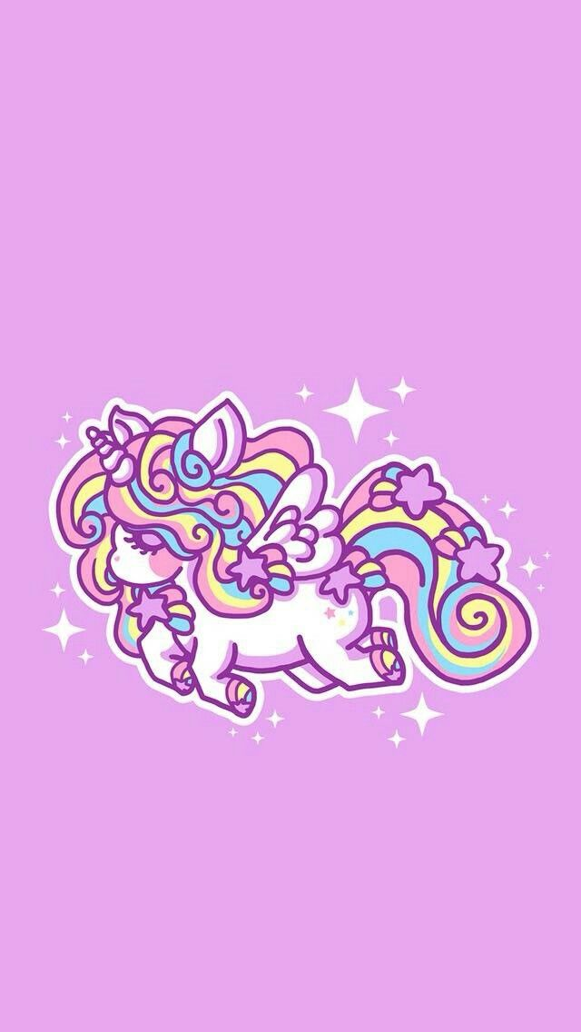 Prettyyy With Images Unicorn Wallpaper Cute Wallpapers