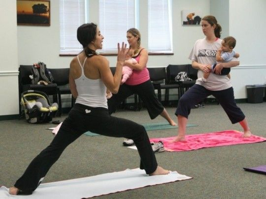Baby Yoga Houston, Texas  #Kids #Events