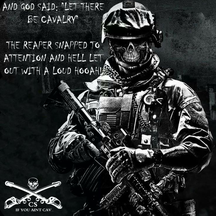 Secret ADF Cav.Scout Technology : arma   Cavalry Scout Gear