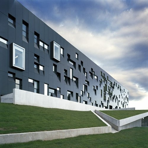 Perimeter Institute for Theoretical Physics Waterloo, Ontario, Canada by: Saucier + Perrotte architectes, Gilles Saucier, André Perrotte #WaterlooRegion