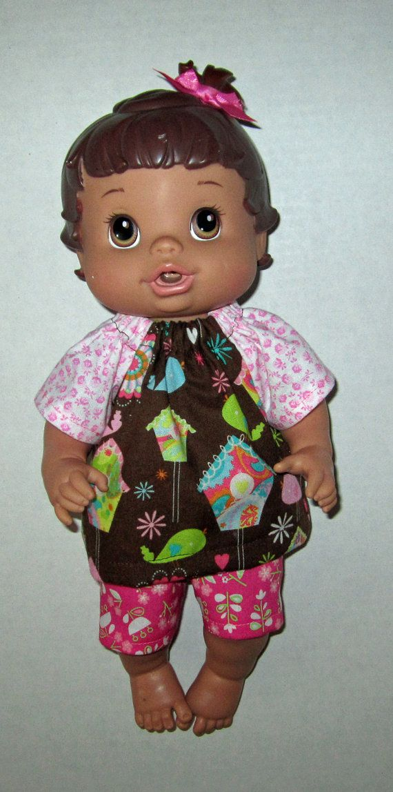 17 best images about Baby Alive Doll Clothes on Pinterest