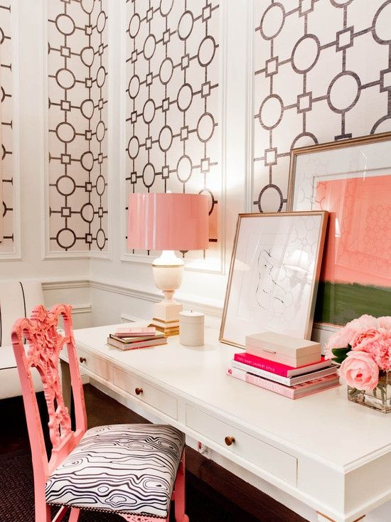 32 Rooms Beautified By Strategic Splashes Of Color ➤ http://CARLAASTON.com/designed/splash-color-spice-happy-home; wonderful inspiration here!