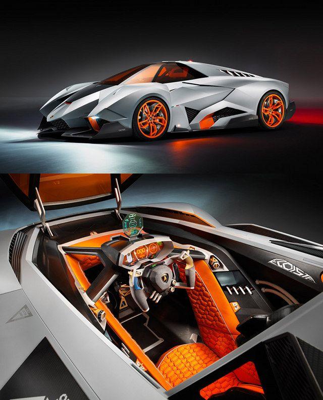 Lamborghini Egoista Red: 17 Best Images About Cars On Pinterest