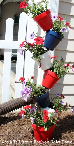 Fun and Easy Flower Planter: The Mad Planter :: Hometalk