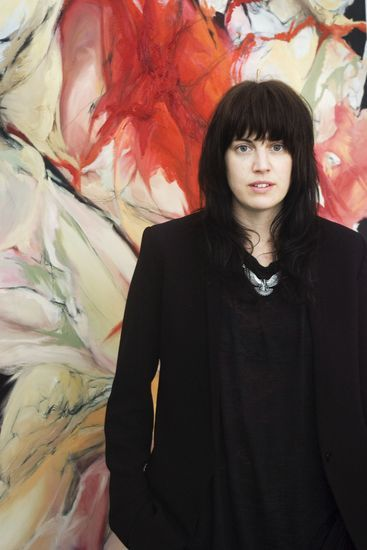 I had no idea that Emma Richardson (member of Band of Skulls) was the one who painted all of their album art!