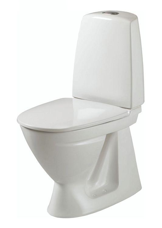 Toalettstol Ifö Sign 6860 / Standard toalett