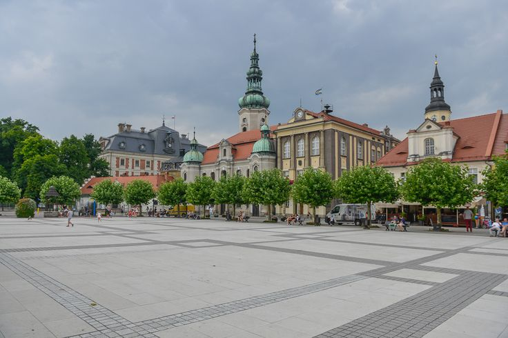 Rynek w Pszczynie - Pszczyna – Wikipedia, wolna encyklopedia