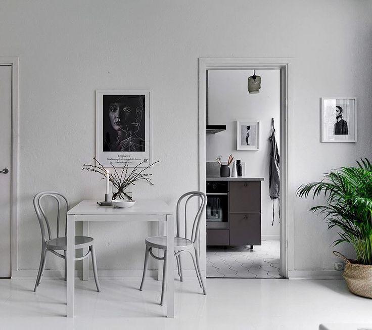 #interiordesign photography via Josefin Godén (@fouremptywalls)