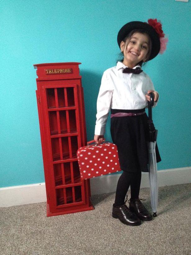 Mary Poppins sent by Bibi Bibi