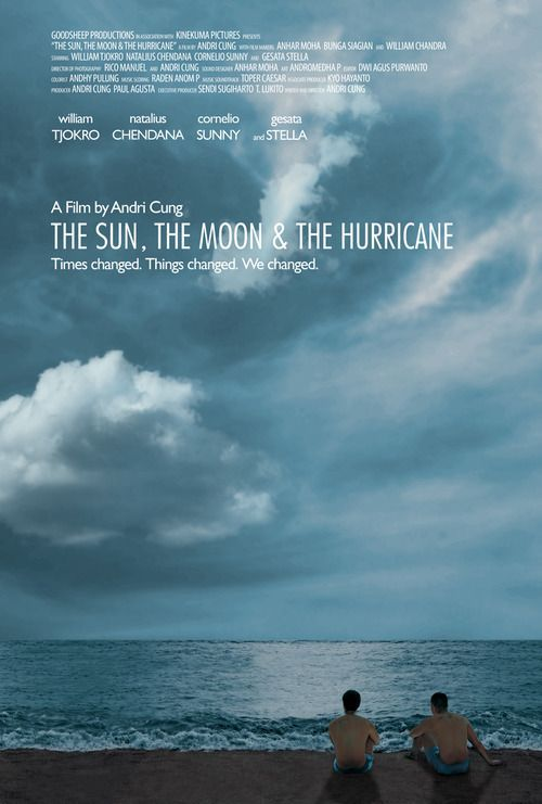 The Sun, The Moon & The Hurricane (Indonesia)