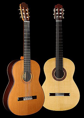 Classical Guitars Two of the finest sounding and beautiful classical guitars ...    tortorici-guitars.com