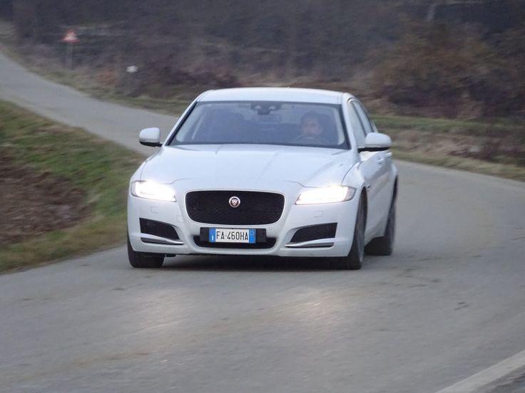Test Drive Jaguar XF 3.0 d V6 300 Cv Portfolio