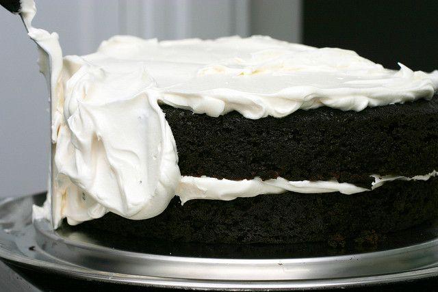 homemade devil dog, ding-dong or hostess cake | smittenkitchen.com
