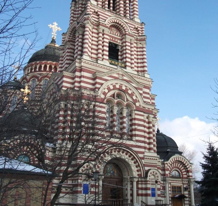 Kharkov, Ukraine-- it's absolutely breath-taking inside as well