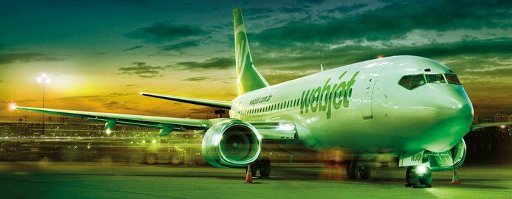 Passagens aéreas Webjet da companhia só serão feitas através do site da Gol passagens, Passagens aéreas da Webjet no passagens de promo, confira agora.