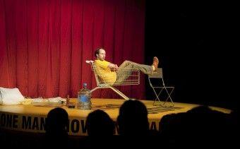 DK AKORD | Program Kurzy | Kalendář akcí | Divadla | CAVEMAN