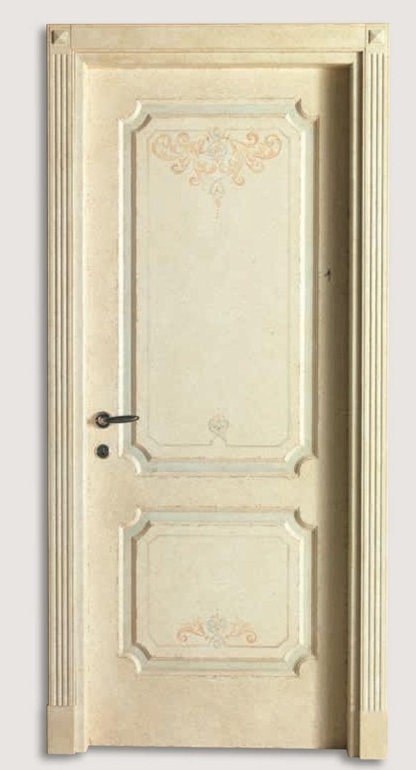 VILLA CARLOTTA 764/QQ/A Pant. A Villa Carlotta© Classic Wood Interior Doors | Italian Luxury Interior Doors | New Design Porte '700
