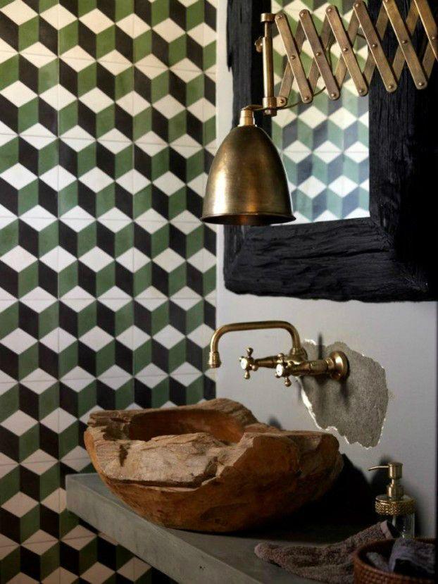 optical art home decor trends 2014