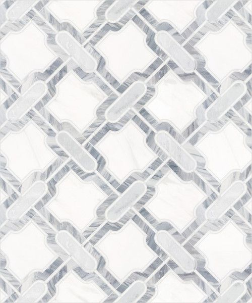 Sources: grey mosaic tile – Greige Design