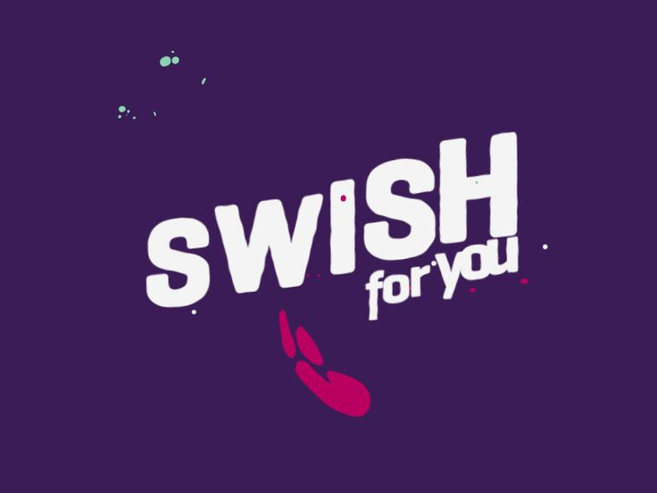Free SWISH for you by frametouch