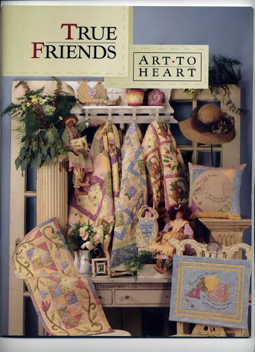 True friends Art to Heart - Yolanda J - Picasa Web Album