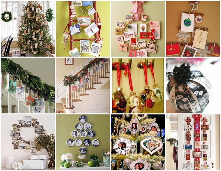 Ordinaire Christmas Card Display Ideas
