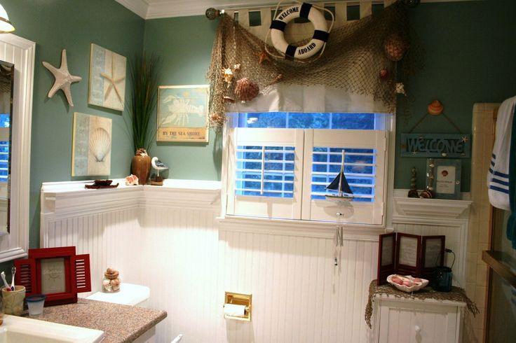 Nautical Themed Bathroom Ideas: Best 25+ Nautical Bathroom Accessories Ideas On Pinterest