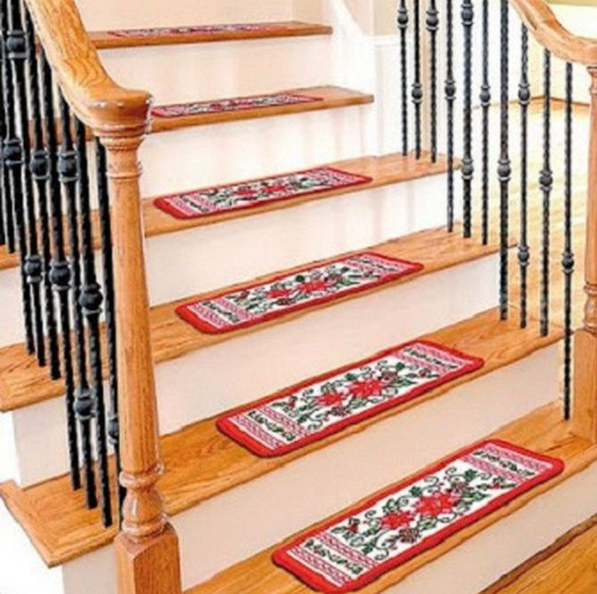 31 Brilliant Stairs Decals Ideas Inspiration: Best 25+ Stair Mats Ideas On Pinterest