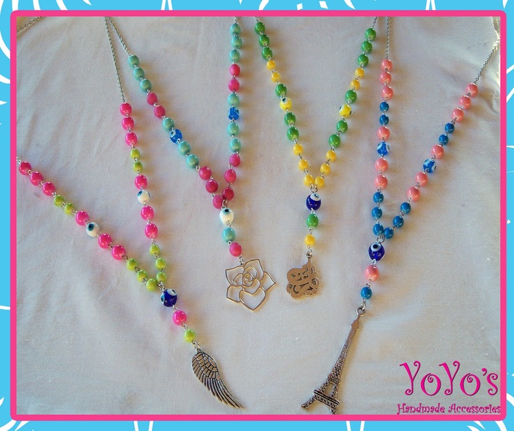 From the Necklace collection ... more necklaces are in JARA