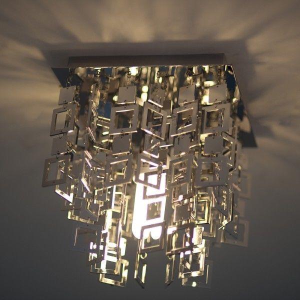 D tails sur lampe suspension plafonnier lustre lampe de for Suspension de salon