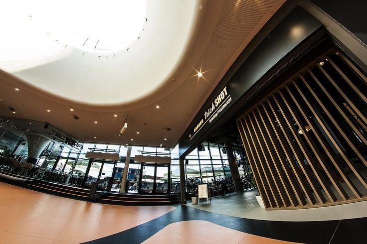 Trickshot, mall Promenada, etaj 2.