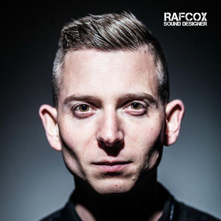 CD RAFCOX SOUND DESIGNER - NOWOŚĆ!!! PREMIERA!!!