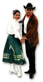 el traje de nuevo leon mexico de 1800's   el traje regional de nuevo leon y a las bailarinas profesionales de ...