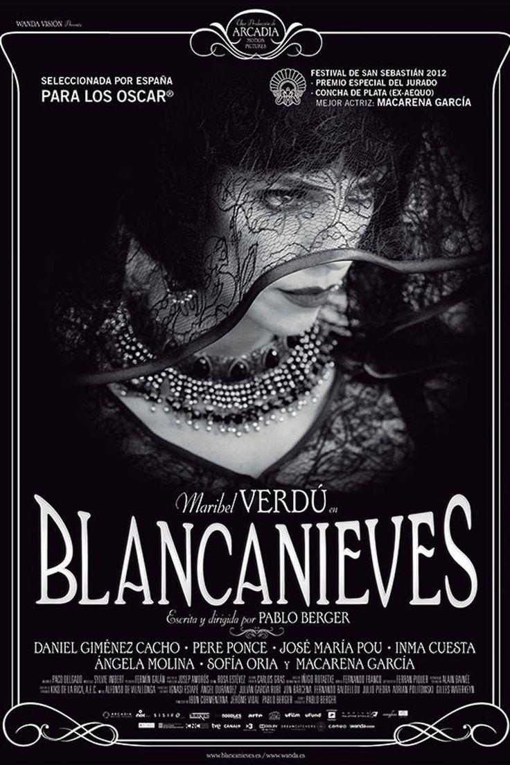 Beauty shopping inspirado en la película Blancanieves: Cartel de la película