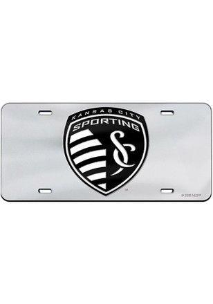 Sporting Kansas City Team Logo Car Accessory License Plate