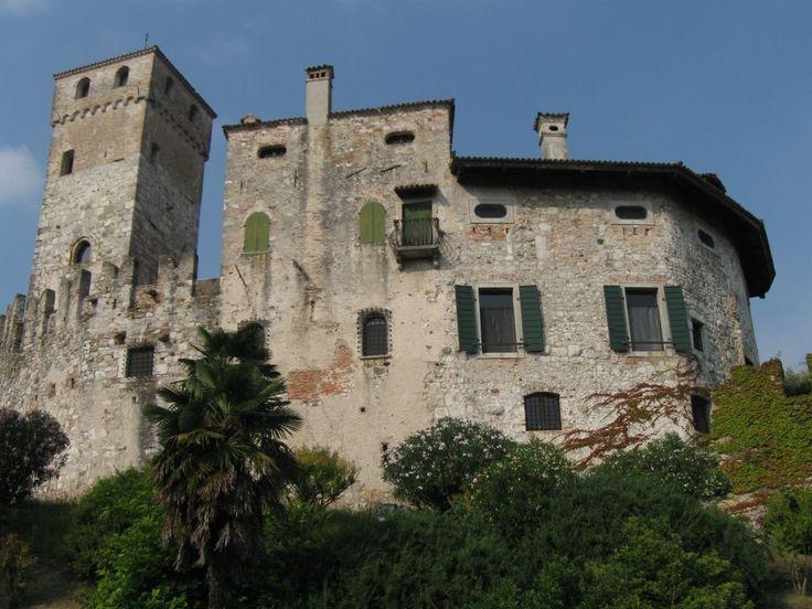 Castle of Villalta di Fagagna, Italy