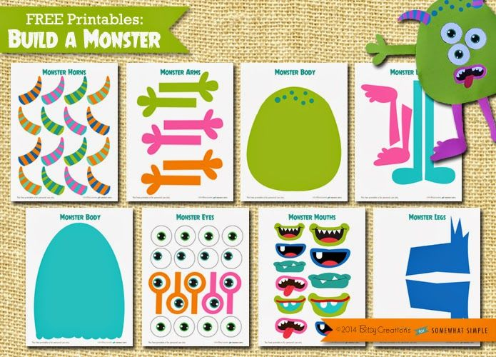 The Yellow Brick Road: Feed the Monster: a melody game freebie