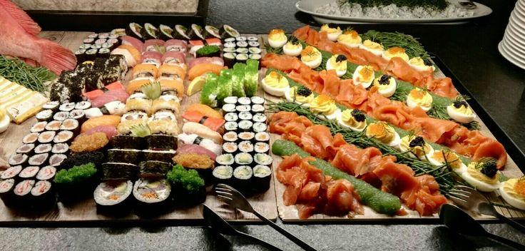 Sushi u Lachs